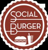 social burger logo