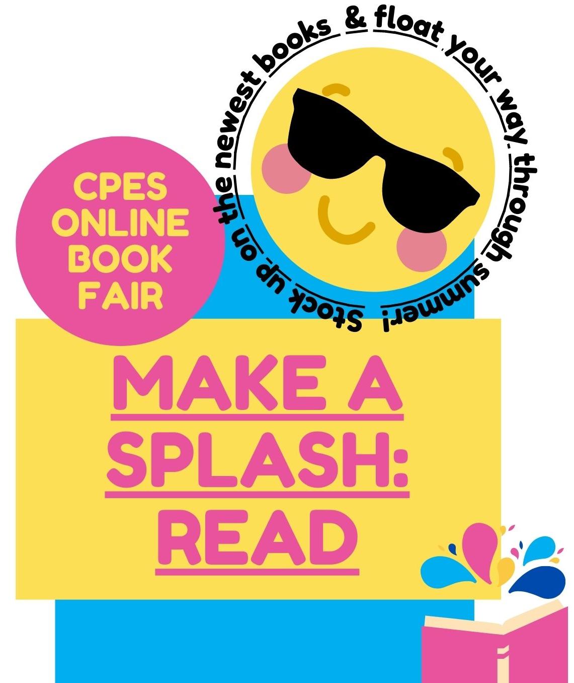 Spring 2021 Book Fair graphic